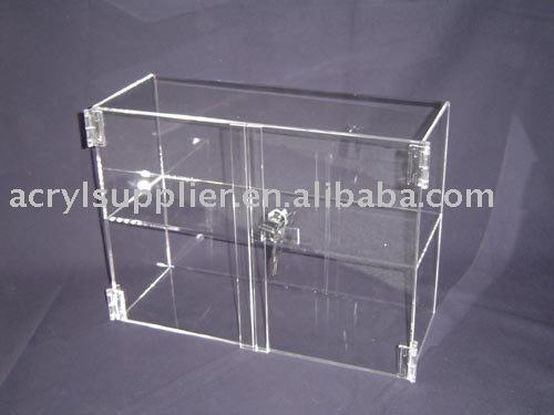 Acrylic Display Case Style
