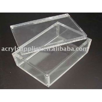 acrylic shoes box B-21