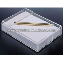 High quality acrylic message holder