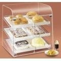 3 Tier clear acrylic food drawers/home furnitures