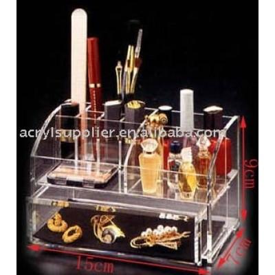 2012 fashion acrylic cosmetic organizer