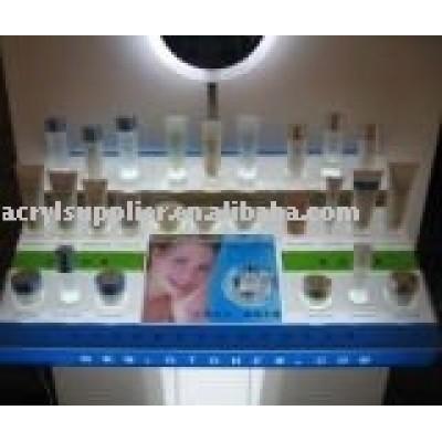 acrylic cosmetics display