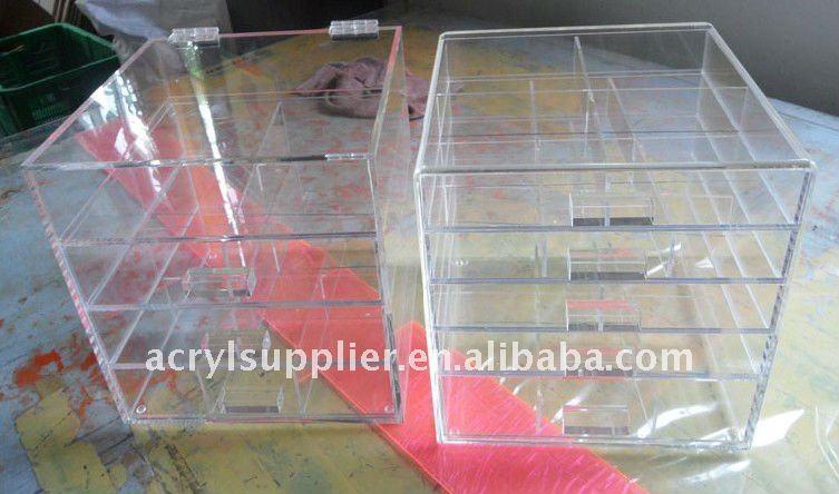 5Tiers Acrylic Storage Drawers