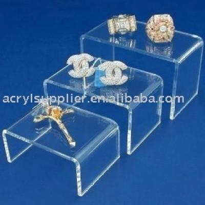acrylic dislay table riser