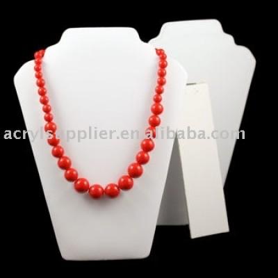 acrylic jewelry stand