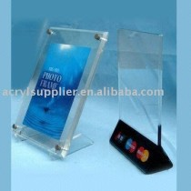 acrylic photo frame picture holder