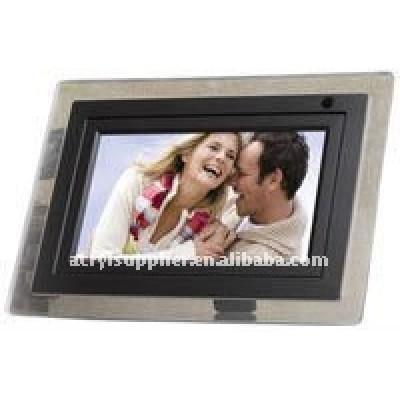 Hot Item Magnetic acrylic photo frame/sexy photo frame/plastic photo frame