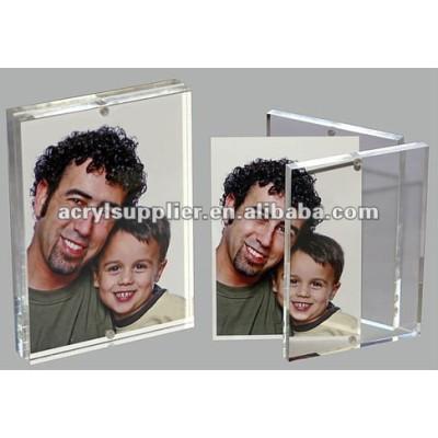 2012 acrylic photo frame