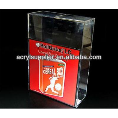 acrylic Cereal Box Holder