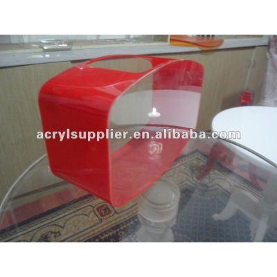Beatiful and mini acrylic fish tank in elegant style