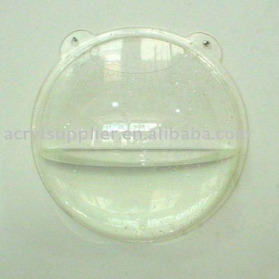 clear acrylic sidh-shaped fish tank-14