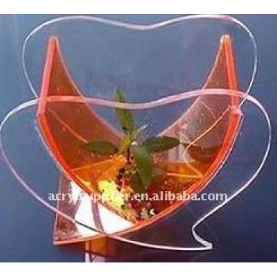 Table glass aquarium tank fish acrylic for ornamental Fish