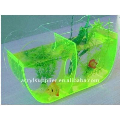 standard or custom acrylic fish tanks for home