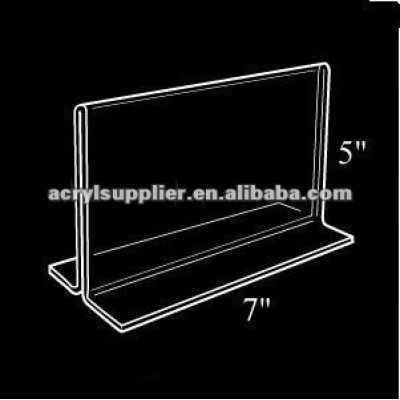 ML-F06 transparent clear acrylic display stands