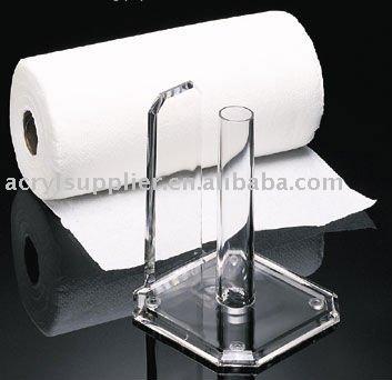 acrylic paper towel holder buy paper towel holder plastic paper towel holder bathroom paper. Black Bedroom Furniture Sets. Home Design Ideas