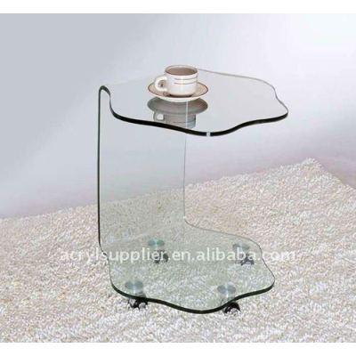 Clear Acrylic Table  Modern Acrylic table