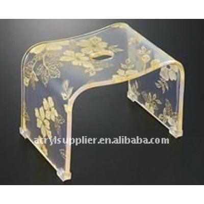 Clear acrylic bar stool/bar chair