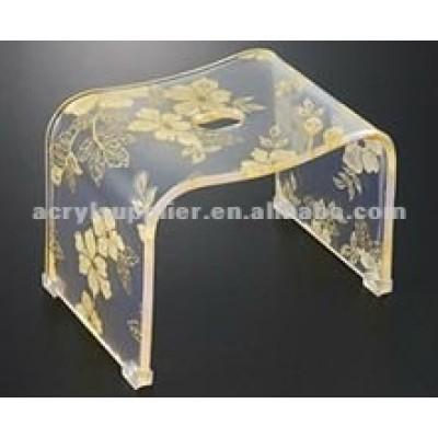 Modern Clear acrylic chair/plexiglass furnishings