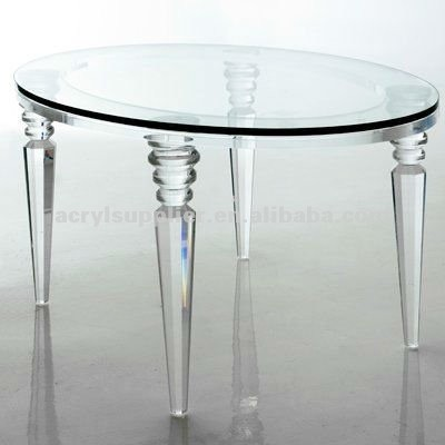 Finest quality design Clear Acrylic Magazine and sofa table