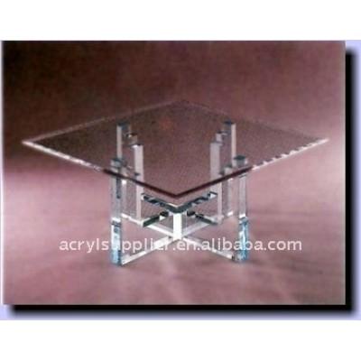 Contemporary acrylic writing tables of any room