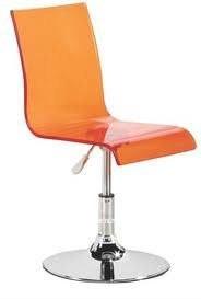 acylic bar chair