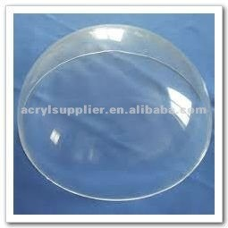 Fashion clear acrylic dome cover for food