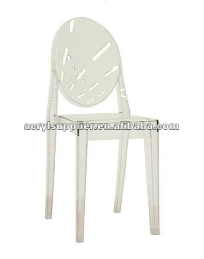 moderm acrylic transparent chair