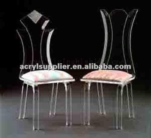 2012 moderm acrylic dinning chair