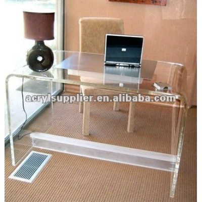 2012 new designed acrylic small desk