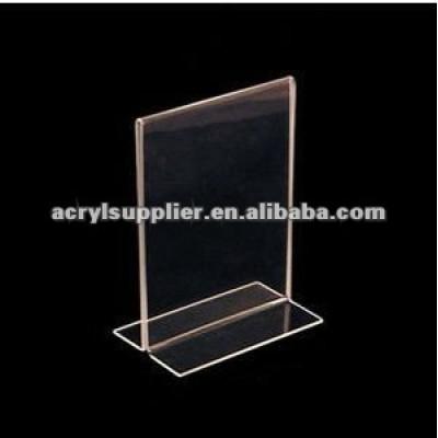 acrylic holder display