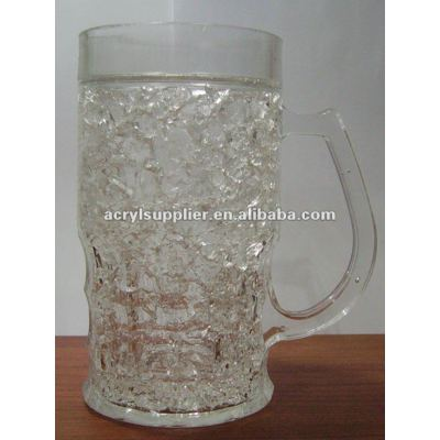 New designed acrylic beer cup