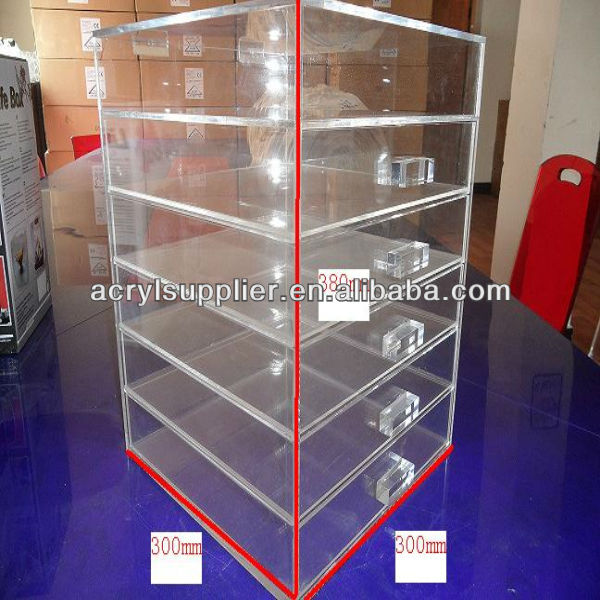 Product Images, Pictures of Acrylic Cosmetic Organizer