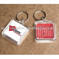 Acrylic keychain(P-201)