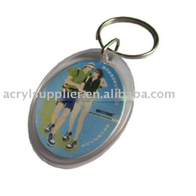 Acrylic keychain(P-203)