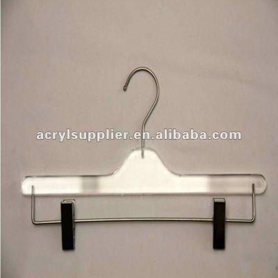 Hot sale acrylic coat hanger