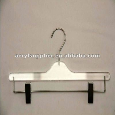 2012 hot sale acrylic clothes rack