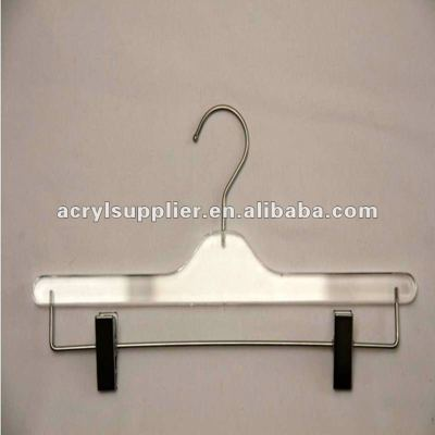 acrylic clothes rack
