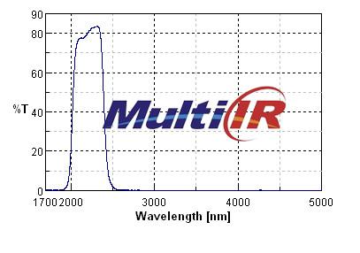 红外宽带 2000~2400nm特征敏感元件
