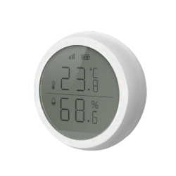 WIRELESS TEMPERATURE & HUMIDITY DETECTOR MIR-TE100