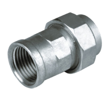 Coupling with Female Thread End