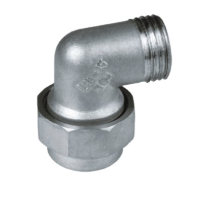 Elbow 90°with Male Thread End