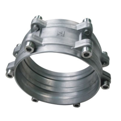Flanged Equal Coupling
