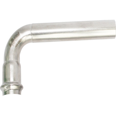 Elbow 90°with Plain End