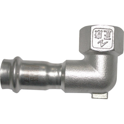 Short Elbow 90°with Female Thread End