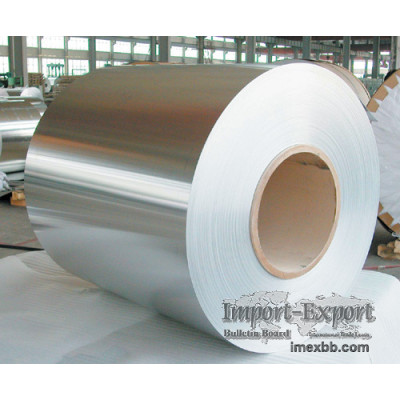 Stainless Steel Coils 316 2B