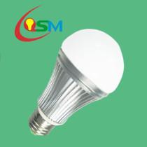 led ball bulb (OSM-LB-GHE27PW6*1W-F)