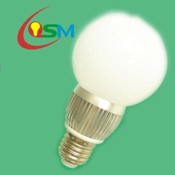 led ball bulb (OSM-LB-GHE273*1-F)