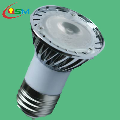 E27 1*3W led spotlight