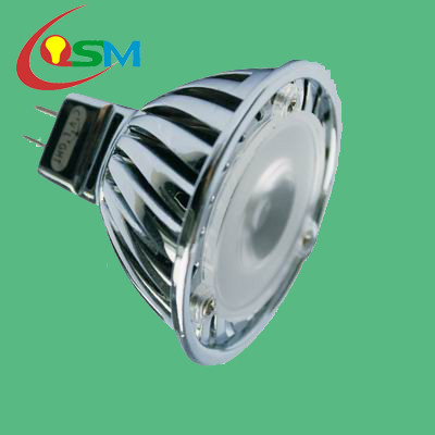 MR16 LED spotlighting