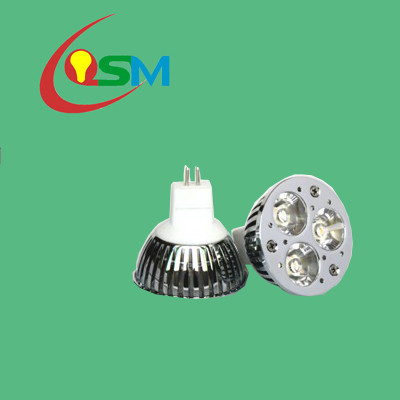 6W LED Spotlights